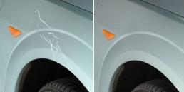 scratch & scuff repair kent